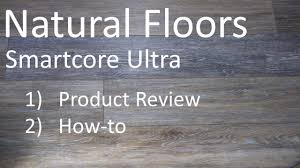 floors smartcore ultra a how to product review