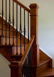 How To Restain Banister How To Paint Stairwells My Frugal Adventures