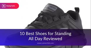 Most Comfortable Shoes For Male Nurses Best Shoes For Standing All Day Reviewed In 2017 Runnerclick