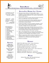 executive chef resume template 11 chef cv template weekly template