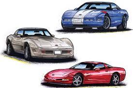 special edition corvette special edition corvettes the illustrated corvette design series