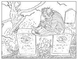 tim burton coloring pages u2013 the slightly warped website