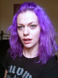 creepy layla directions violet hair dye review growing