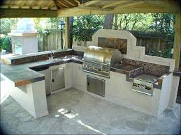 patio kitchen ideas diy grill island us1 me