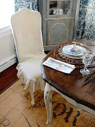 furniture how to make dining room chair slipcovers homemade