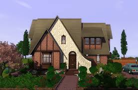 tudor house style mod the sims english tudor