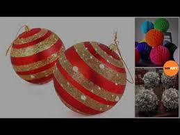 Giant Christmas Lawn Ornaments by Ball Christmas Ornaments Large Christmas Balls Youtube