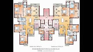 3 bedroom apartment house plans youtube