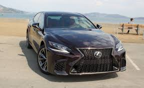lexus emblem fell off 2018 lexus ls 500 review autoguide com news