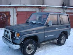 1989 toyota land cruiser pictures
