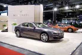 Maserati Featured At 2017 Milano Autoclassica Show