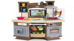 Little Tikes Childrens Kitchen by Little Tikes Cook U0027n Learn Smart Kitchen Youtube