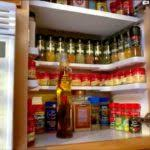Spice Rack Fortunate Lunatic by Best 25 Wall Spice Rack Ideas On Spice Racks Diy Spice Shelves For