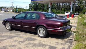 chrysler imperial concept curbside classic 1996 chrysler lhs u2013 lost hopeless soul