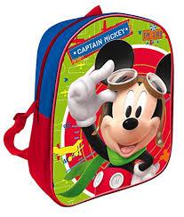 jeux de cuisine de mickey sac à dos enfant mickey 28 cm creche et maternelle disney http