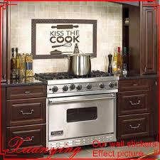 baise cuisine cuisine baiser le cuisinier citation stickers muraux salle à