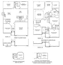 new model home plan