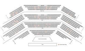 Floor Plan Of Auditorium by Seating Plan Rose Theatre Kingston