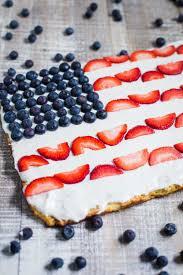Dessert Flags American Flag Dessert Pizza B Britnell