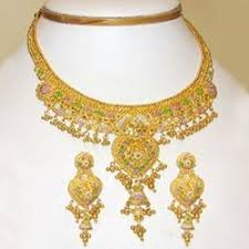 gold har set gold necklace set in lucknow uttar pradesh sone ka har set