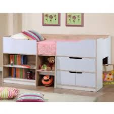 Childrens Beds Bunk  Sleeper Furniture In Fashion - White bedroom furniture nottingham