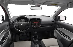 mitsubishi interior 2018 mitsubishi space star redesign specs interior prices