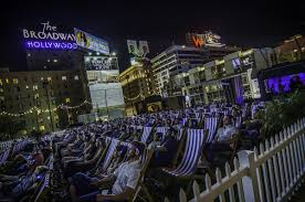 exclusive rooftop cinema club is back for a third fantastic season