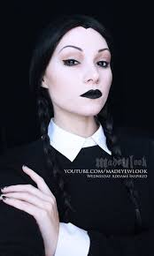 Halloween Costume Wednesday Addams 104 Spooky Style Images Halloween Ideas Happy