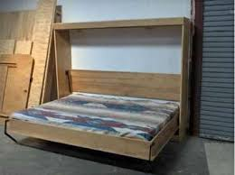 Queen Size Murphy Bed Kit Horizontal Panel Bed Kits Wallbeds By Bergman Murphy Beds