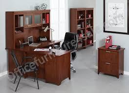 Home Office Furniture Auburn Scratch U0026 Dent Realspace Marbury L Shaped Desk 29 1 3