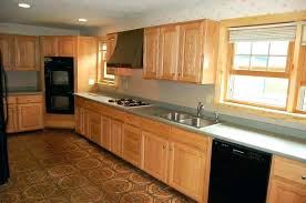 Kitchen Cabinet Door Paint Cost To Paint Cabinet Doors Before After Kitchen Painting By Cork