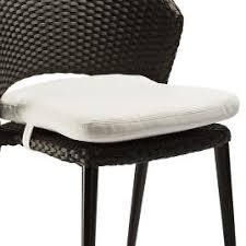 Sunbrella Bistro Chair Cushions Bistro Chair Cushion Frontgate