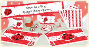 Ladybug Baby Shower Centerpieces by Val Look How Cute This Theme Is Modern Ladybug Baby Shower