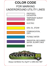 colorado utility locator call for local utility locating