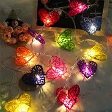 rattan festival led lights on sale decorative