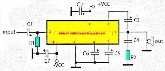 various diagram simple subwoofer amplifier wiring diagram