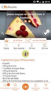 mes recettes de cuisine top 5 des applications android gratuites pour cuisinerandroid mt