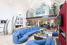 modern paint colors for open floor plan