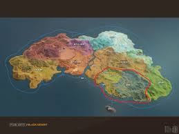 Online World Map by Bdo Future Map Size General The Black Desert Online