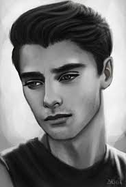 gallery how to draw face realistic drawing art gallery