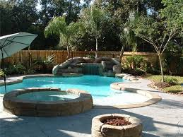 Small Backyard Oasis Ideas Decoration In Backyard Inground Pool Ideas Inground Pool Designs