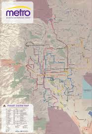 Metro Bus Routes Map by Mountain Metro Transit Announces Service Changes To Start Sunday