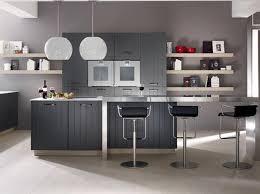 deco pour cuisine grise photo cuisine grise
