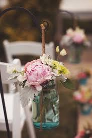 jar decorations for weddings 17 apart diy weddings how to make hanging jar flower vases