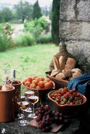photo what u0027s not to love french countryside picnics and wine