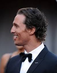 long curly hair style for lawyer matthew mcconaughey hairstyles matthew mcconaughey