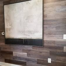 Stick Wall Planks Peel And Stick Wood Look Wall Paneling U2013 Inhabit
