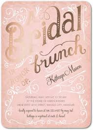 brunch bridal shower invitations chagne brunch bridal shower invitations partyideapros