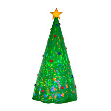 shop j 8 ft x 3 ft 8 in lighted tree