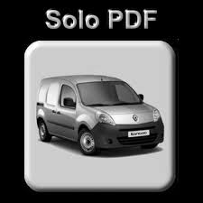 renault kangoo ii manual de taller workshop manual manuel